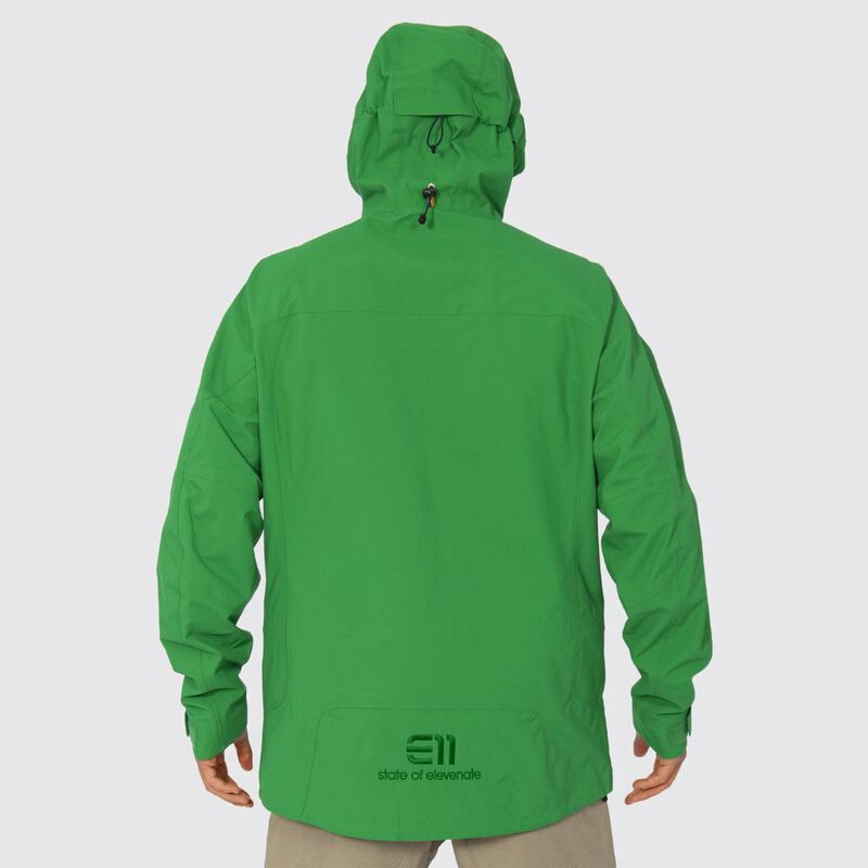Elevenate Backside Jacket Mens image number 1