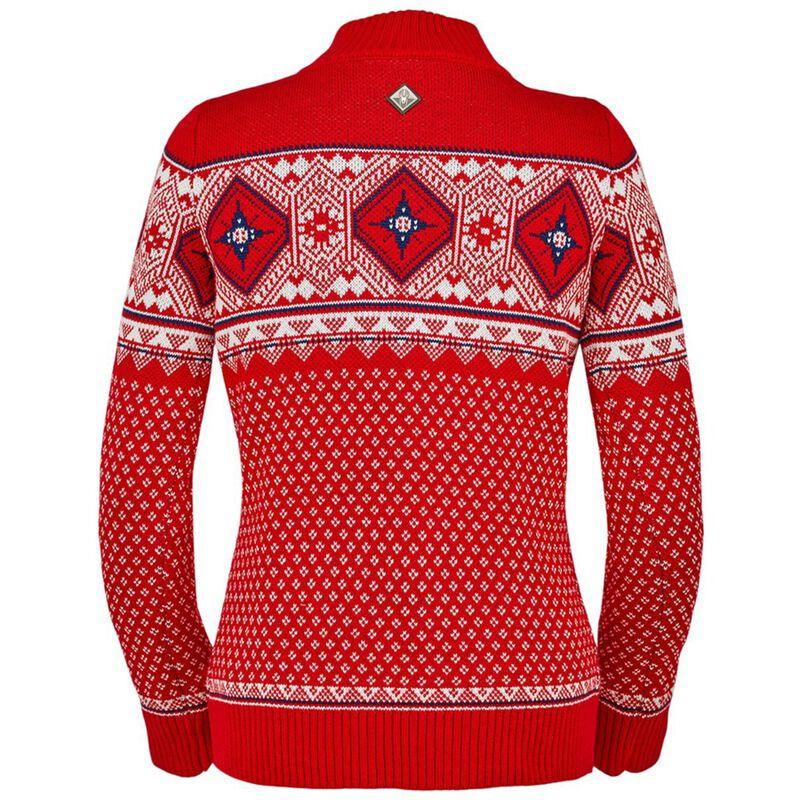 Spyder Arc Half Zip Sweater Womens image number 1