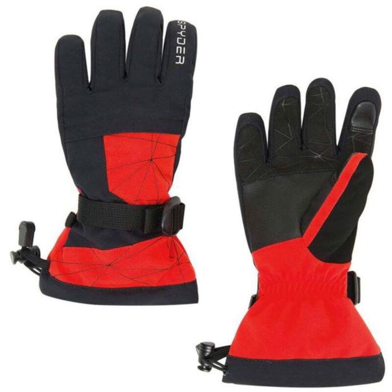 Spyder Overweb Ski Gloves Junior Boys image number 0