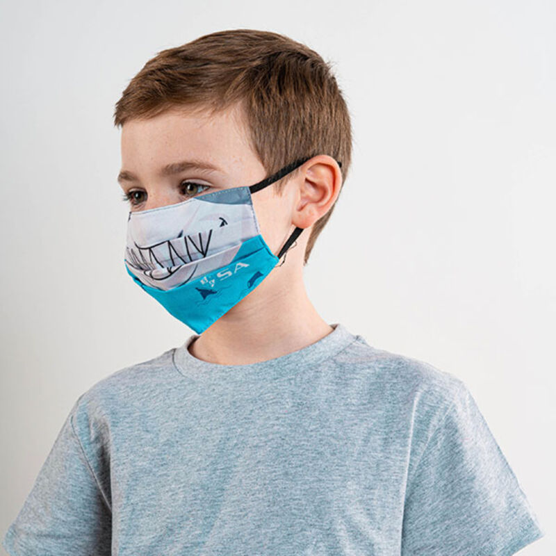 SA Company Face Mask - Kids 20/21 image number 1