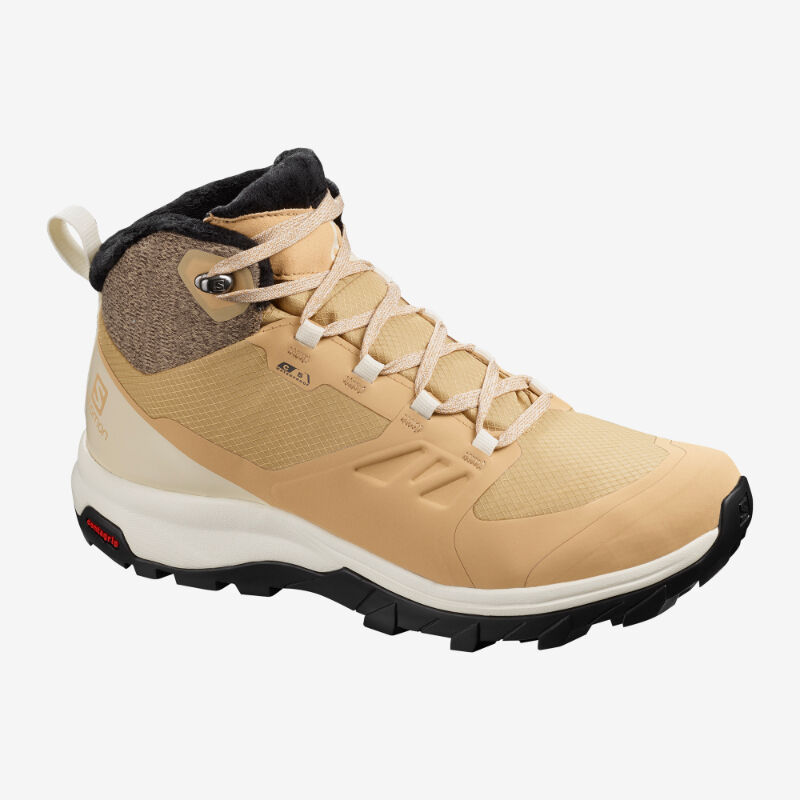 Salomon OUTsnap Climasalomon™ Waterproof Boots - Womens 20/21 image number 0