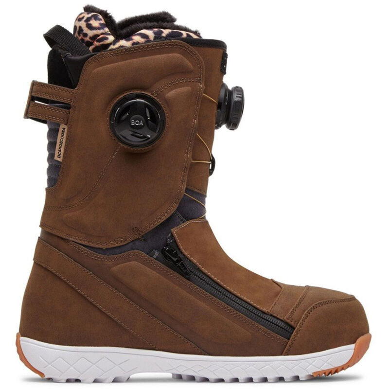 DC Mora Boa Boots Womens image number 0