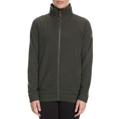 686 Quilted Fleece Jacket - Womens