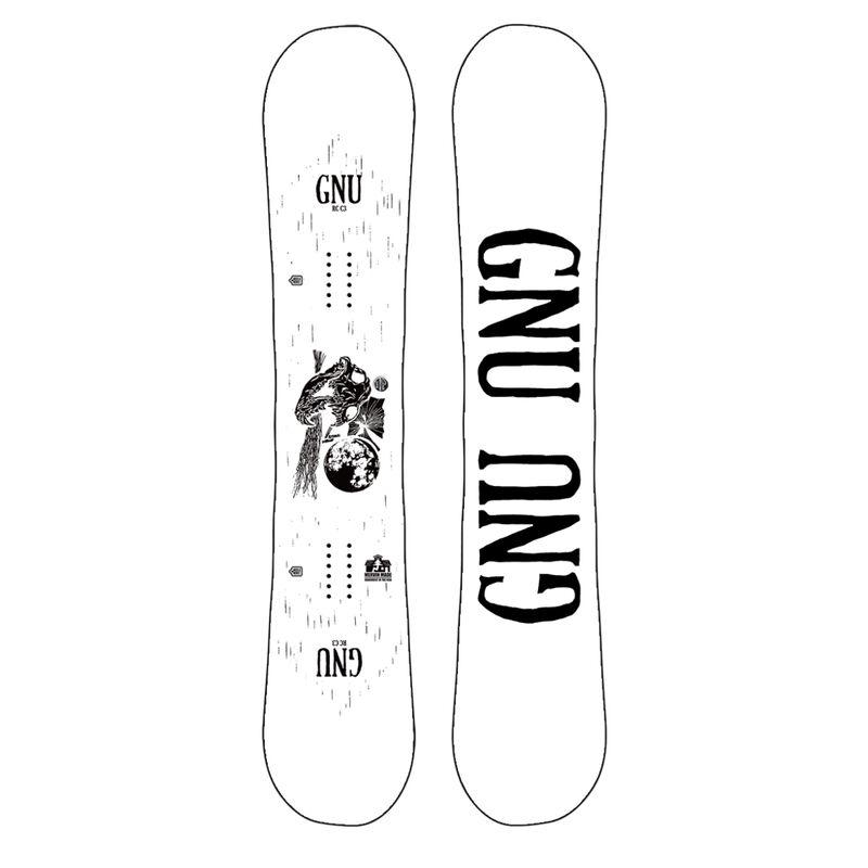 GNU RCC3 Snowboard Mens image number 7