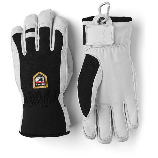 Hestra Army Leather Patrol Gloves Mens