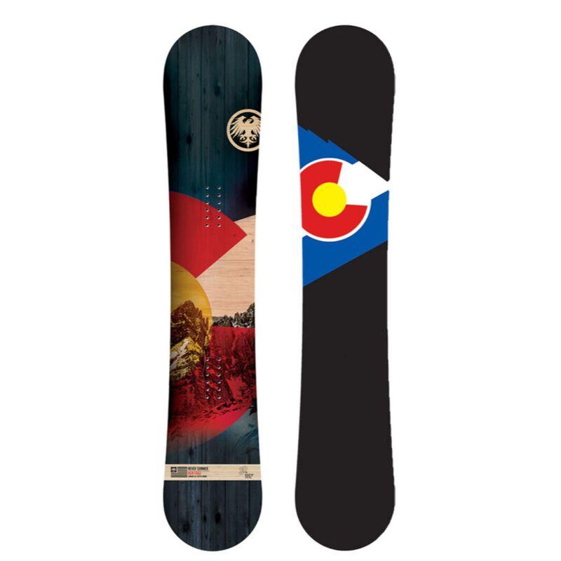 Never Summer Heritage DF Snowboard - Mens 20/21 image number 1