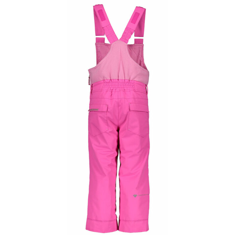 Obermeyer Disco Bib Pants - Toddler Girls 20/21 image number 1