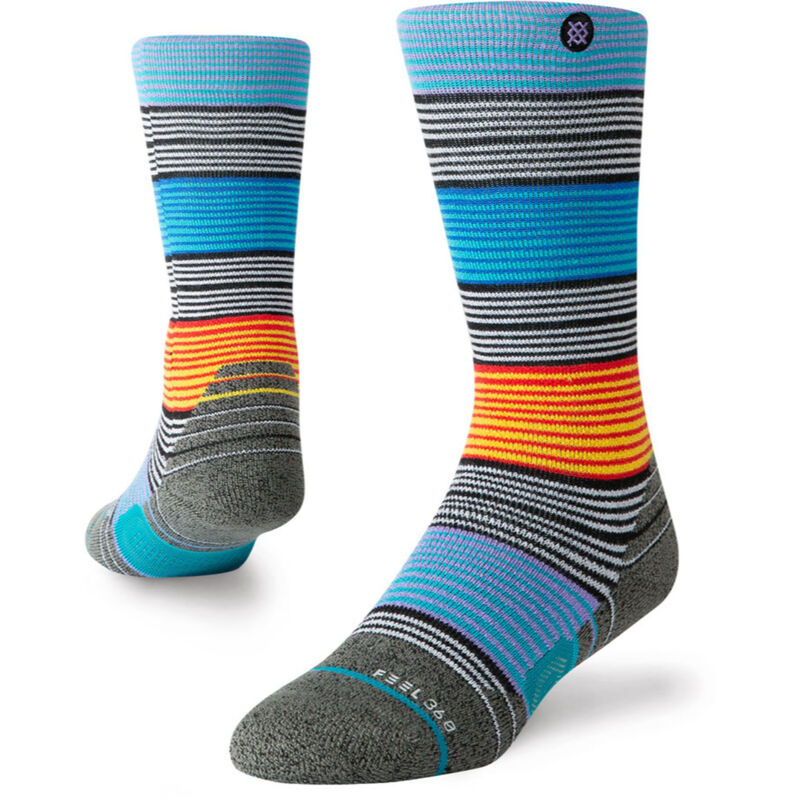 Stance Wolf Crossing Socks - Kids image number 0