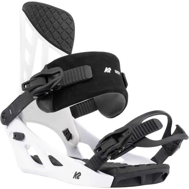 K2 Indy Snowboard Bindings image number 0