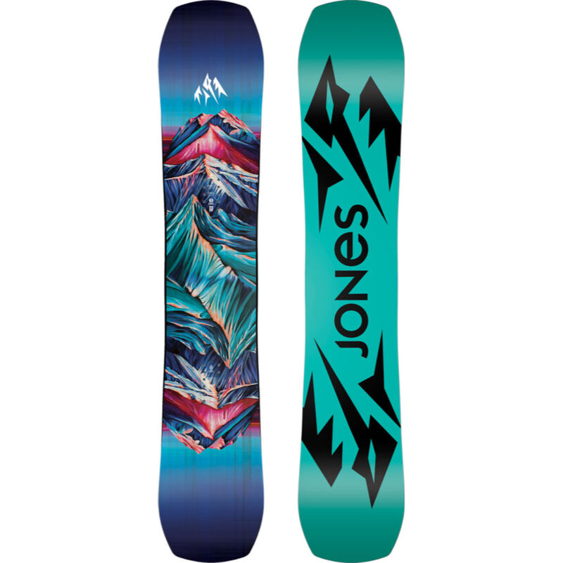 Jones Twin Sister Snowboard - Womens 20/21 image number 0