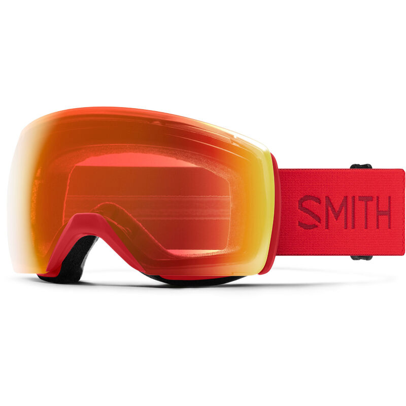 Smith Skyline XL Everyday Red Mirror Goggle - 20/21 image number 0