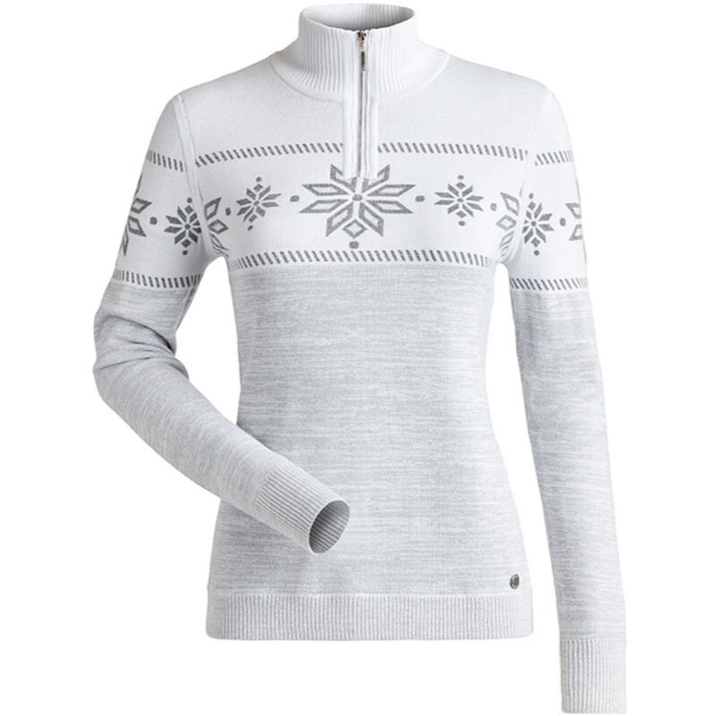 Nils Snowflake Metallic Sweater - Womens 20/21 image number 0