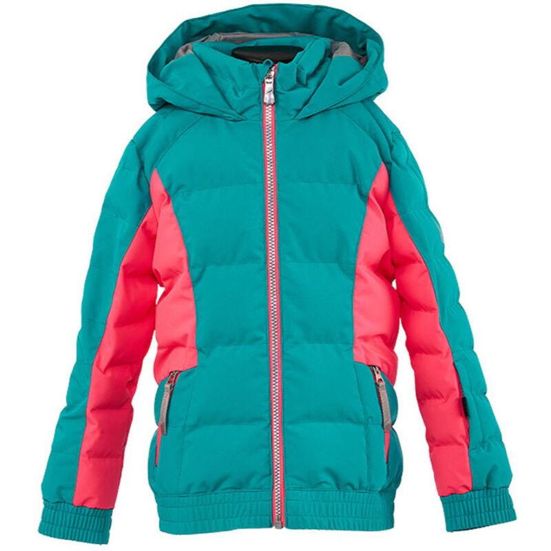 Spyder Atlas Synthetic Down Jacket Toddler Girls image number 0