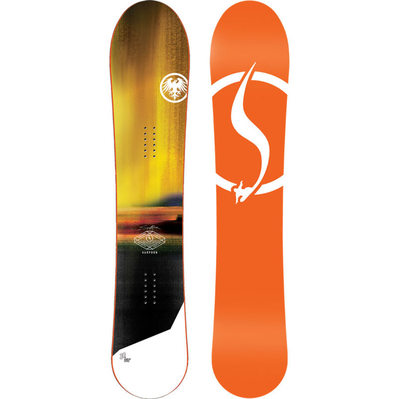 Never Summer Harpoon Snowboard Mens image number 0