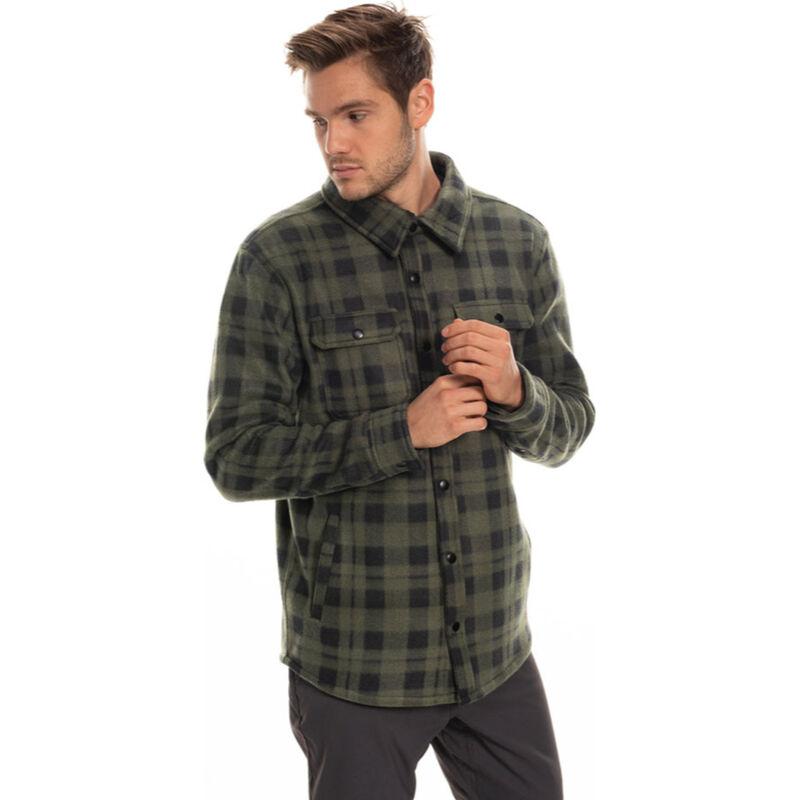 686 Sierra Fleece Flannel - Mens image number 1