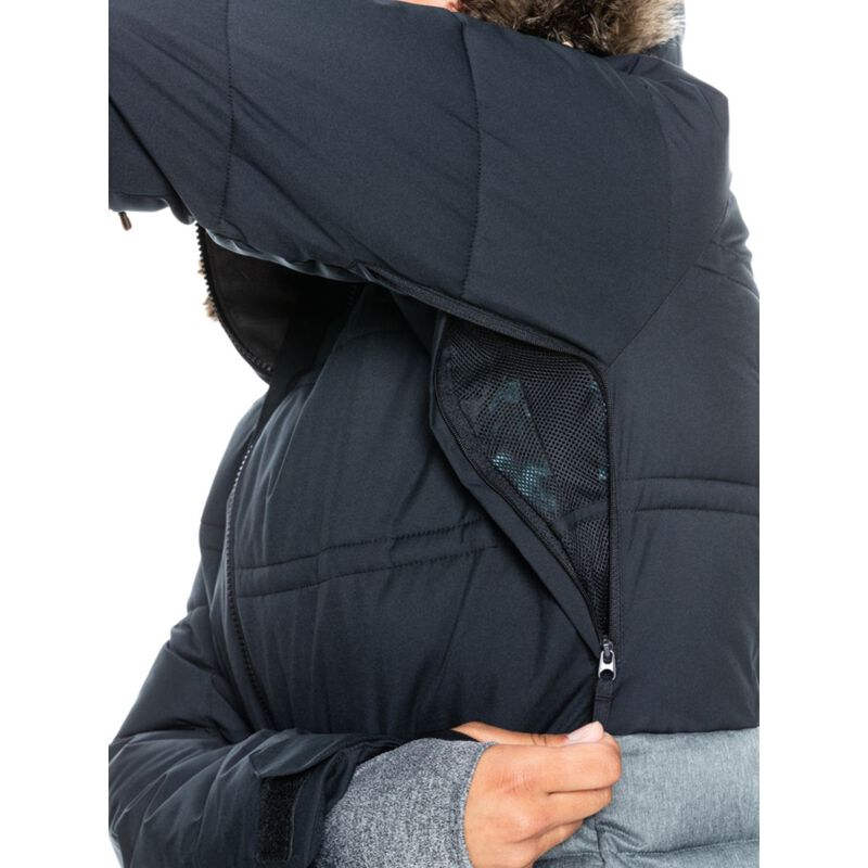 Roxy Quinn Snow Jacket Womens image number 3