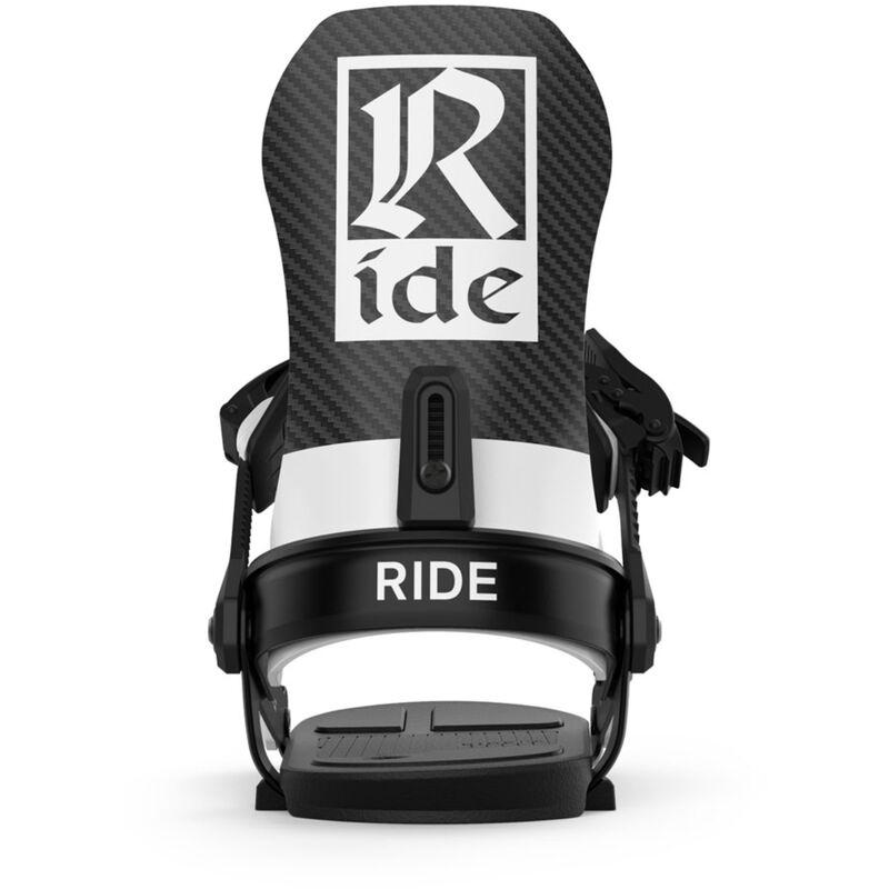 Ride A-10 Snowboard Bindings Mens image number 1