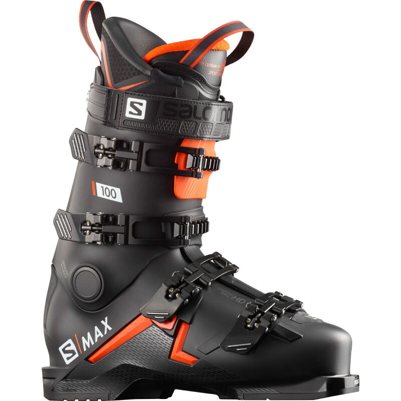 Salomon S/Max 100 Ski Boots Mens image number 0