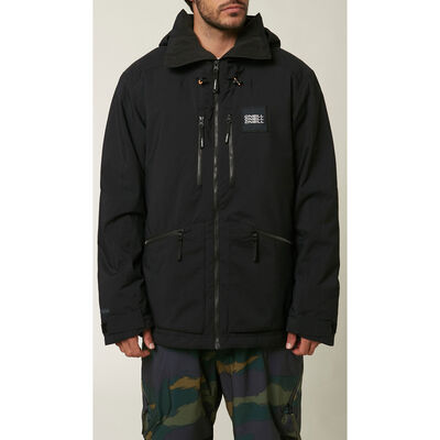 O'neill Textured Jacket - Mens 19/20