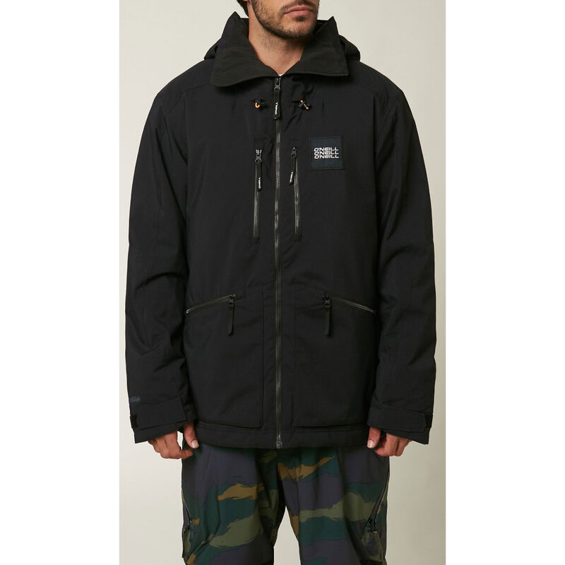 O'neill Textured Jacket - Mens 19/20 image number 1
