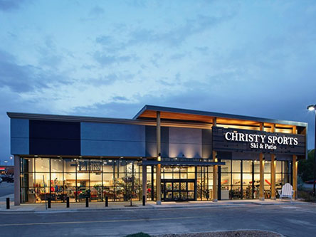 Christy Sports has 65 stores in four states - Photo courtesy of Christy's