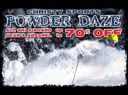 Powder Daze Sale Online