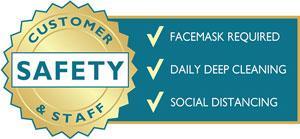 Customer & Staff Safety