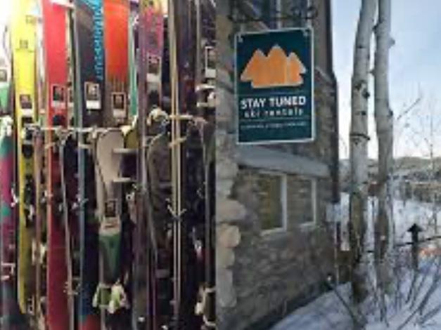 Stay Tuned Ski Rentals
